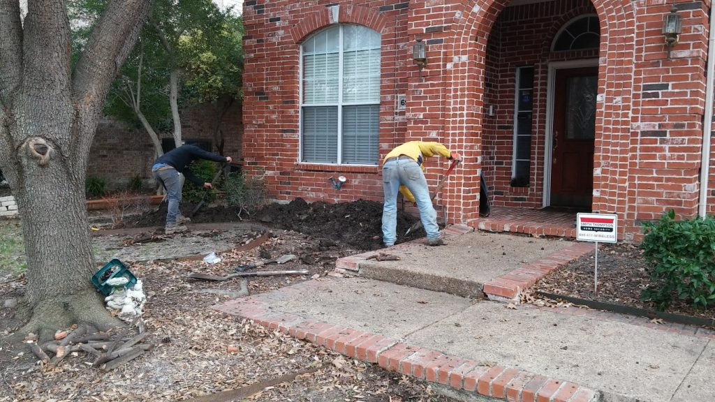 Foundation Repair Dallas