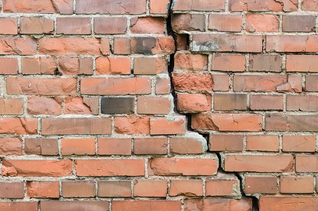 Are Cracked Bricks a Sign of a Broken Foundation?