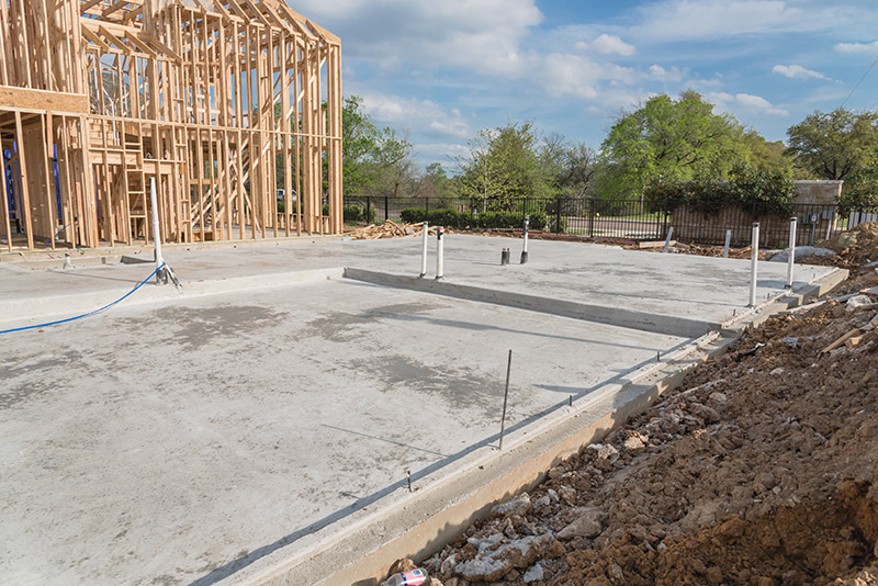 What Causes Concrete Slab Foundation Failure?